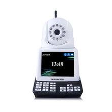 Wireless Digital 3C Card Camera P2P Indoor Wifi Video Call Camera Micro SD Card