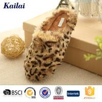 sheepskin brand name slipper for women