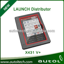 2014 Launch X431 V+ Wifi Bluetooth Global Version Full System Scanner Launch X431 V+ more bigger than Launch X431 V