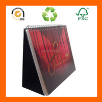 Embossing Digital Calendar Reminder Chinese Calendar Printing