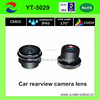 twin lens ccd reversing camera rearview camera 6g lens 360 degree car camera with 4 lens car black box