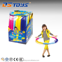 Wholesale cheap durable fitness kids hula hoop for girl