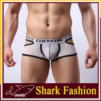 Shark Fashion lace slip lingerie sexy hot men wholesale underwear men's boxers