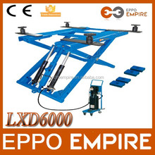 2015 hot sale new CE approved high quality garage lifts/manual hydraulic lifter/car lifts for home garages