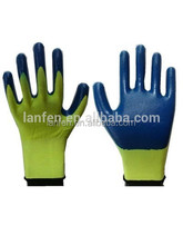 13G nitrile Coated gloves from china working gloves manufacturer