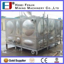 SUS 304 Stainless Steel Water Storage Tank For Drinking Water Storage