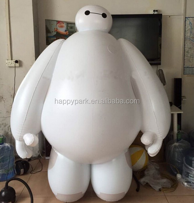 Big Hero 6 Baymax Inflatable