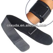 Black Adjustable Tennis Fitness Elbow Support Strap Pad Neoprene Sport Golf Pain