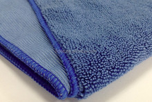 Single side Warp knitting Terry Microfiber Floor Cleaning Cloths