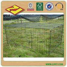 Folding Wire Pet Cage For Dog DXW001
