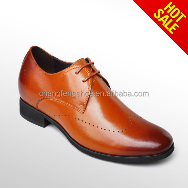 2015 new model dress shoes 100 genuine leather