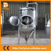 Beer Fermentation Tanks, Large Beer Brewery Equipment With Cheap Price
