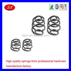 customized Heavy Duty Replacement Suspension Springs for motorcycle parts,extension springs