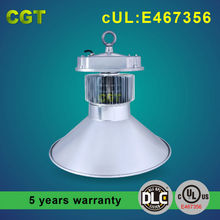 FACTORY DIRECT TOP QUALITY 100W UL LED HIGH BAY LIGHT FOR WAREHOUSE