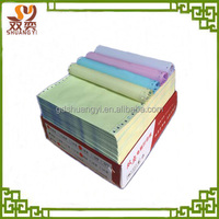 2015 best selling dot matrix printer continuous paper and computer typing/printing paper for sale