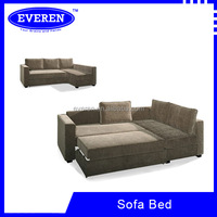 Transformer L shape Metal Frame Sofa cum Bed