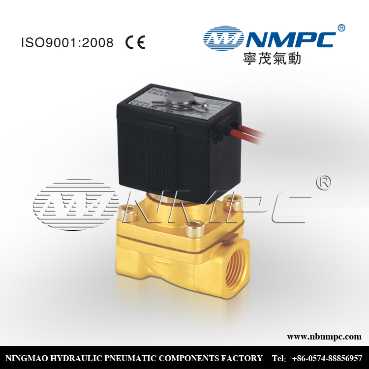 Alta temperatura vx serie smc 2 maneras vapor aceite del agua del aire válvulas de solenoide de gas