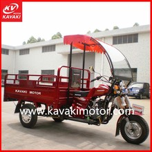 Guangdong factory three wheel cargo motorcycles 3 wheel car for sale adult tricycle reverse trike cargo tricycle with cabin