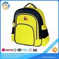 Precio barato amarillo viajar mochila mochila para adolescentes