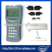 Ultrasonic water flow meter/milk flowmeter/diesel fuel meter