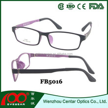 Fashion color optical frame,high quality Ultem optical frame