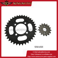 Hot Sale! 50 T SMASH Motorcycle Chain Sprockets With Aluminum Material