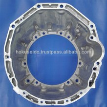 High-precision and Reliable dvd case die cast auto parts made in Japan