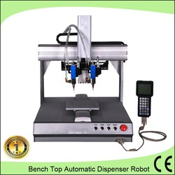 CE certificate water proof sealant automatic filling machine fluid dispensing machine