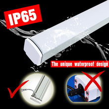Mutiple installation methods no uv emissions led tri-proof light 60w
