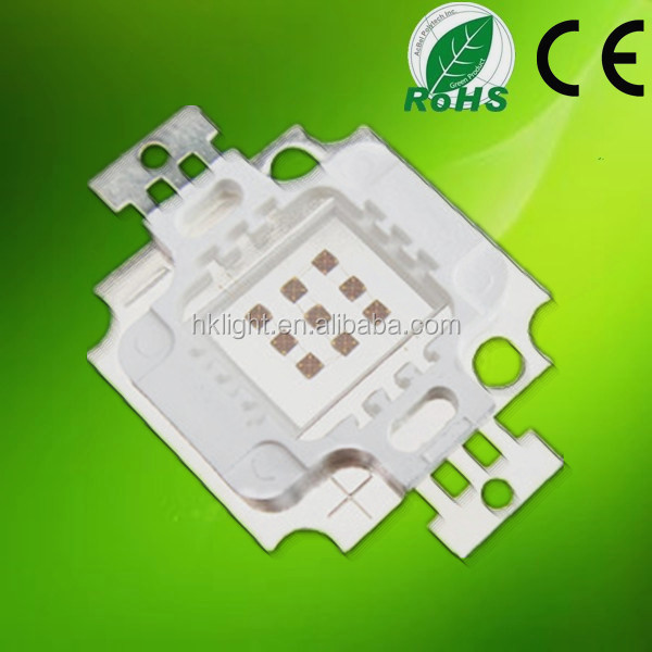 Factory Price Epistar Chip High Power 10 watt LED Deep Red 660nm