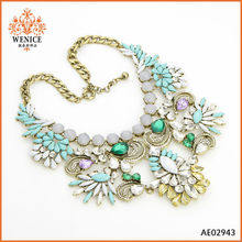 2014 fashion design new model accessories necklace. china manufacture necklace