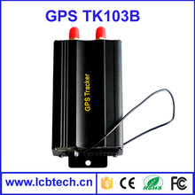 Low price gps tracker bicycle bike gps car gps tracker 103-B Support SMS / GPRS dual-mode switching