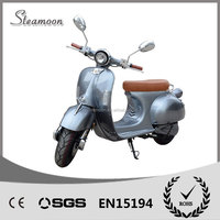 Reasonable price unique design disc brakes 120/70-10 tubeless tire EEC approved electric motorcycle