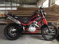 Chongqing 200cc tricker dirt bike motorcycle