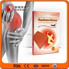 Hot Sale Arthritis Pain Patch For Backaches