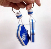 2015 Hot sell Eco-friendly Promotional EVA Floating key chain