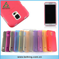 For Samsung galaxy S5 ultra slim hard PC plastic back cover case