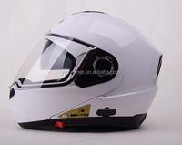 YM-923 double visor flip-up motorcycle walkie talkie german helmet