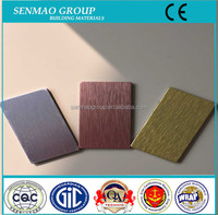Aluminum Composite Panel Exterior Wall Roof Cladding