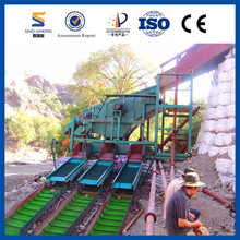 High Performance Gold Extraction Equipment/Equipment for Extract Gold with 99% Recovery Rate