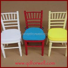 Barato uso geral de plástico crianças e cadeiras para alugar