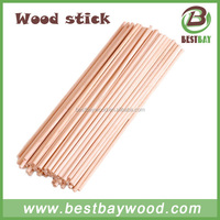 China manufacturer wood round pole