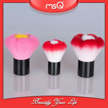 MSQ Professional Flower Shape Kabuki Brush
