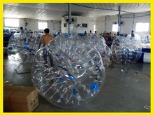 China best wholesale price good quality PVC/TPU football inflatable body zorb ball, bubble ball for football, human bubble ball