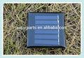 personalizado pequeños paneles fotovoltaicos solares para jugueteseducativos