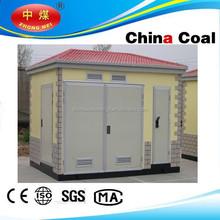 2015 Chinacoal European Type Distribution Transformer Substation Equipment