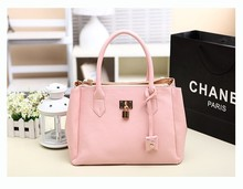 2015 fashion lady pu leather handbag,woman pu leather satchel