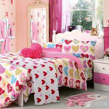 Popular import bedding in dubai 100% cotton printed galaxy bedding