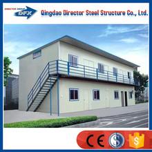 Light steel frame modular prefabricated hotel