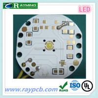 China cheap price pcb board single sided mcpcb supplier